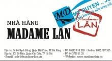 Nhà hàng Madame Lân